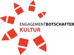 Logo Engagementbotschafter Kultur