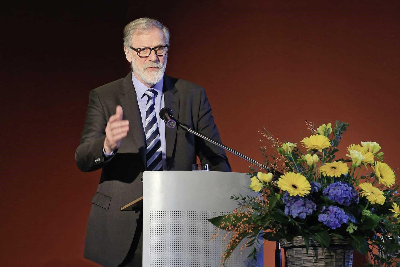 Staatsminister Rainer Robra, Chef der Staatskanzlei und Minister für Kultur des Landes Sachsen-Anhalt, Foto: Viktoria Kühne