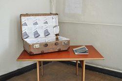 """""""Ich packe meinen Koffer"""" von Tatjana Glowinski und Denise Thiemke, Foto: J. Palatini"""