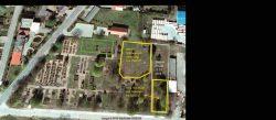 Friedhofsplan Apenburg; Plan: Gartenakademie Sachsen-Anhalt, Gut Zichtau; Bildquelle: Lothar-Kreyssig-Ökumenezentrum