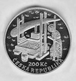 Medaille 500 Jahre Weinbaudekret; Hubertus Sommerfeld