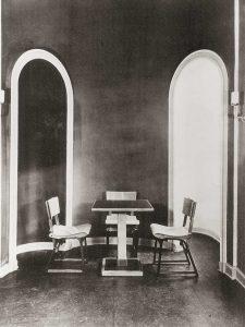 Der Douche-Pavillon in den 1930er Jahren. Foto: Historische Kuranlagen und Goethe-Theater Bad Lauchstädt