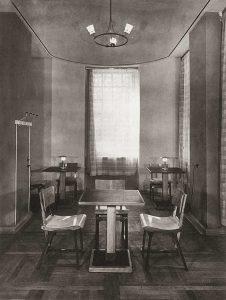 Douche-Pavillon, 1930er Jahre. Foto: Historische Kuranlagen und Goethe-Theater Bad Lauchstädt