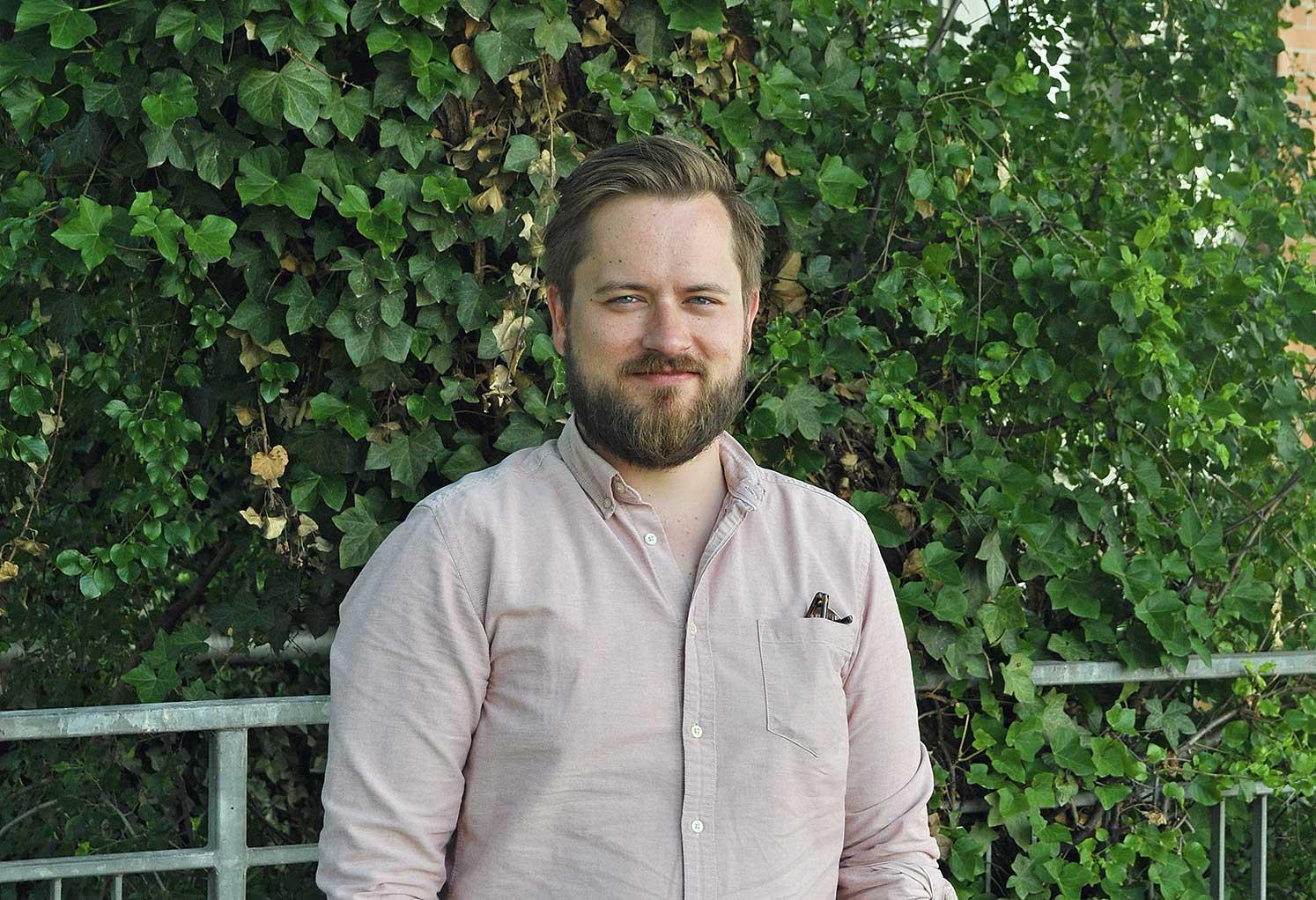 Martin Hoffmann, Engagement-Botschafter Kultur, Foto: J. Palatini