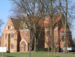 Die Klosterkirche in Arendsee. Foto: Ulf Frommhagen