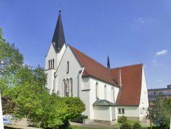 Merseburg, St. Norbert; Foto: M. Beitz