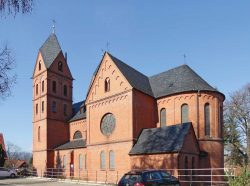 Wernigerode, St. Marien; Foto: M. Beitz