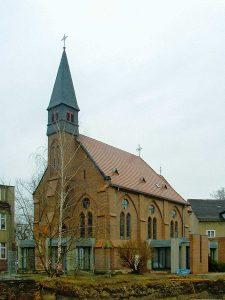 Wittenberg, St. Maria; Foto: M. Beitz