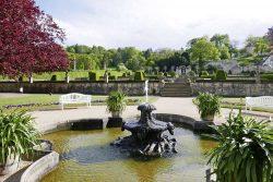 Ein beliebter Gartenträume-Ort: Der Terrassengarten in Blankenburg (Harz); Foto: Gartenträume–  Sachsen-Anhalt e.V.
