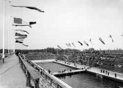 Europameisterschaften 1934. Stadtarchiv Magdeburg