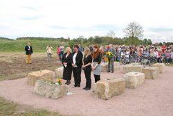 Die feierliche Eröffnung am 8. Mai 2015. Foto: Klaus Peter Menzel