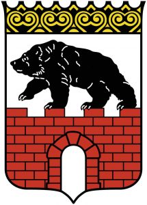 Wappen Anhalt 1924. https://de.wikipedia.org/wiki/Freistaat_Anhalt