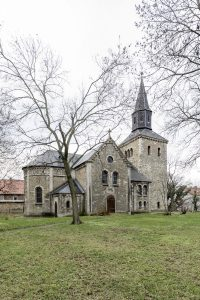 Kirche Wilsleben. Foto: Matthias Behne; laut wieleise Halle.
