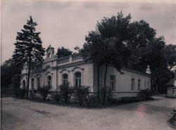 Casino (Foto, 1962, Fotobuch Heilstätte Carlsfeld, Sammlung Günther Döring)
