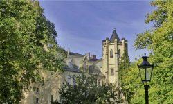 Schloss Mansfeld, Ausschnitt. Foto: Martin Beitz