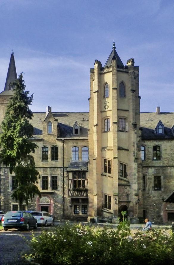 Schloss Mansfeld. Foto: Martin Beitz