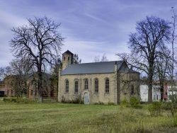 Anstaltskirche Weinberg Halle (Saale). Foto: Martin Beitz