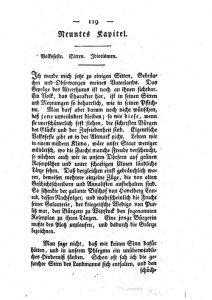 """Kapitel zu Bräuchen und Festen aus Steinhardts """"Ueber die Altmark"""" (1800)"""