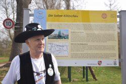 Der Vereinsvorsitzende Frank Thiel. Foto: Annette Schneider-Solis