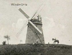 Bild 7: Kühren um 1900. Heimatstube Kühren.