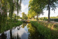 Kalbe (Milde), Stadt der 100 Brücken. Foto: Matthias Behne, behnelux gestaltung