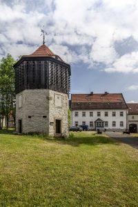 Kloster Posa. Foto: Matthias Behne, behnelux gestaltung