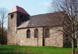 """Vom einstigen Stiftskloster """"Gottes Gnade"""" übriggebliebene Hospitalkirche, Foto: H.-D. Steinmetz"""