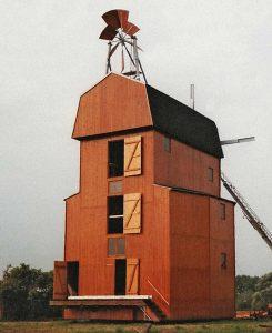 Bild 13: Etappen des Wiederaufbaus vom 28.06. bis 08.09.1993; Foto: T. Neitzel
