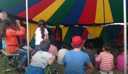 Zirkusfest; Foto: J. Weidanz