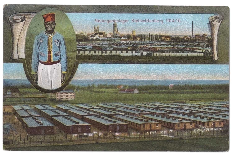 Propagandapostkarte, 1916, Privatbesitz