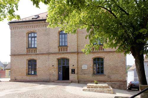 Das neue Carl-Loewe-Museum in Löbejün. Archiv Internationale Carl-Loewe-Gesellschaft