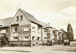 Der südwestliche Wohnkomplex der Siedlung um 1980. Foto: Leske 2016, S. 95–111.
