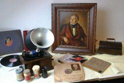 Historische Tonträgersammlung im Carl-Loewe-Museum. Archiv Internationale Carl-Loewe-Gesellschaft