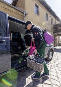 Einkaufs-Hilfen, Foto: Matthias Behne, lautwieleise