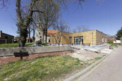 Das neue Haus der Begegnung in Mösthinsdorf, Foto: Matthias Behne, lautwieleise