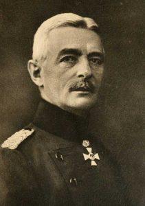 Generalleutnant Freiherr von Lüttwitz. Foto: https://t1p.de/hjsb
