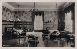 Innenräume, Casino (Ansichtskarte, 1930, Sammlung, B. Berger)