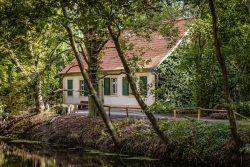 Infostelle des Biosphärenreservats Drömling, der Kämkerhorst. Foto: Sabrina Beyer