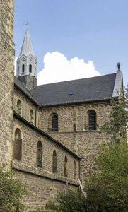 Klosterkirche Petersberg. Foto: Martin Beitz